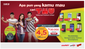 Telkomsel Android United