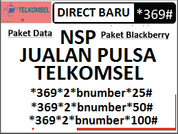 cara baru jualan pulsa inteernet/ mkios data/ pulsa data / Pulsa NSP